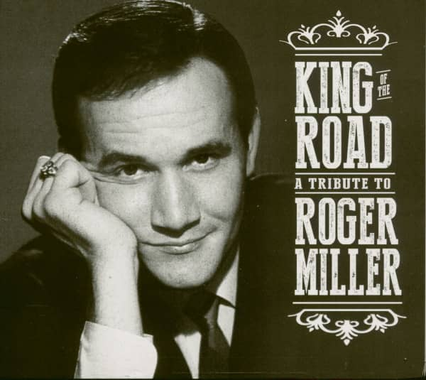 King Of The Road - A Tribute To Roger Miller (2-CD)