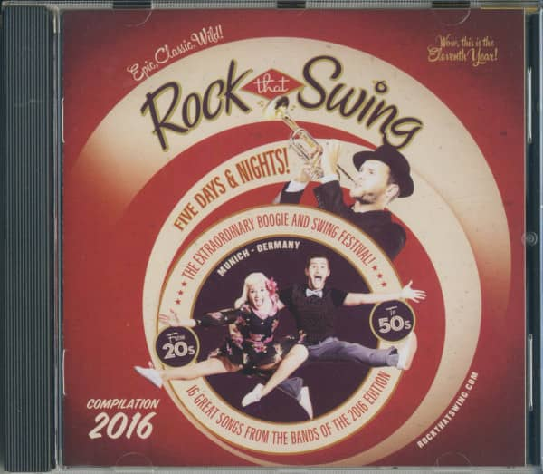 Rock That Swing (CD Compilation)