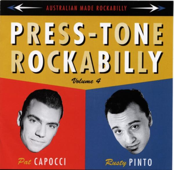 Press-Tone Rockabilly Vol.4