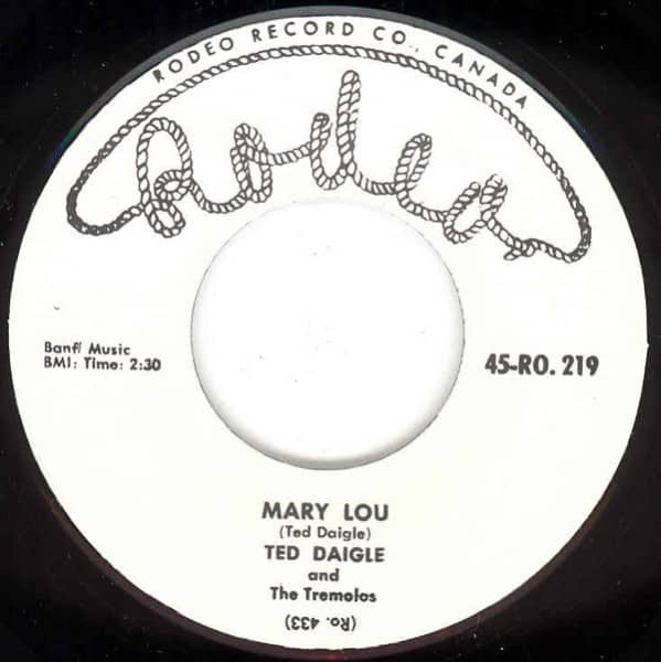 Mary Lou - No One Else (7inch, 45rpm)