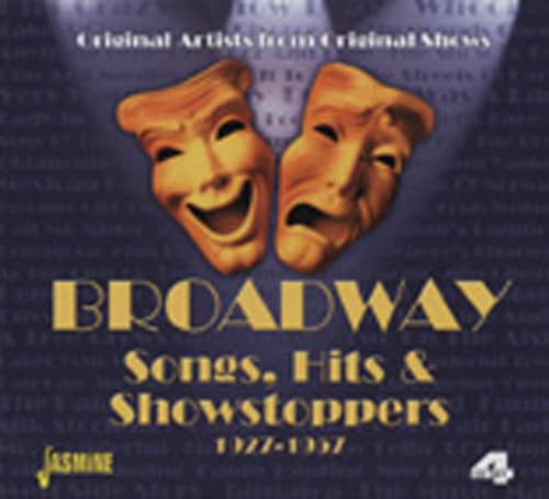 Broadway Songs, Hits and Showstoppers 4-CD
