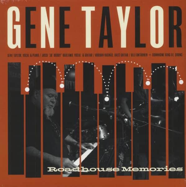 Roadhouse Memories (LP)