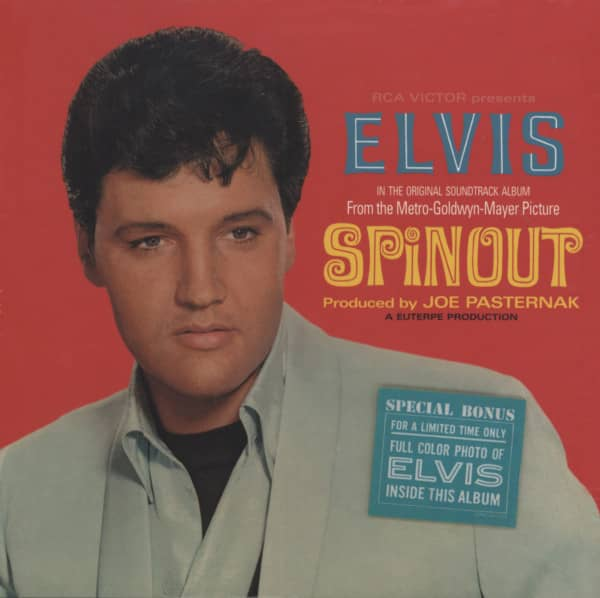 Spinout...plus - Digipack