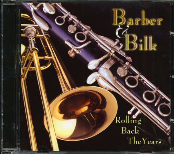 Rolling Back The Years (CD)