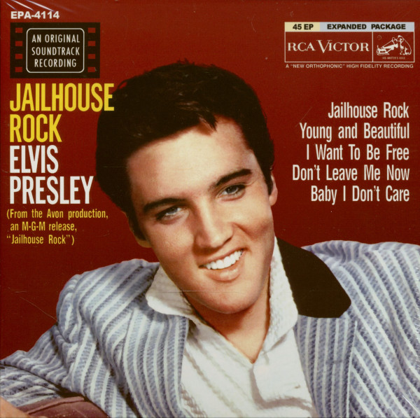 Jailhouse Rock (2-CD, 7inch Deluxe Edition)