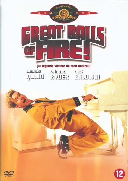 Great Balls Of Fire - The Legend Of Rock And Roll (DVD)