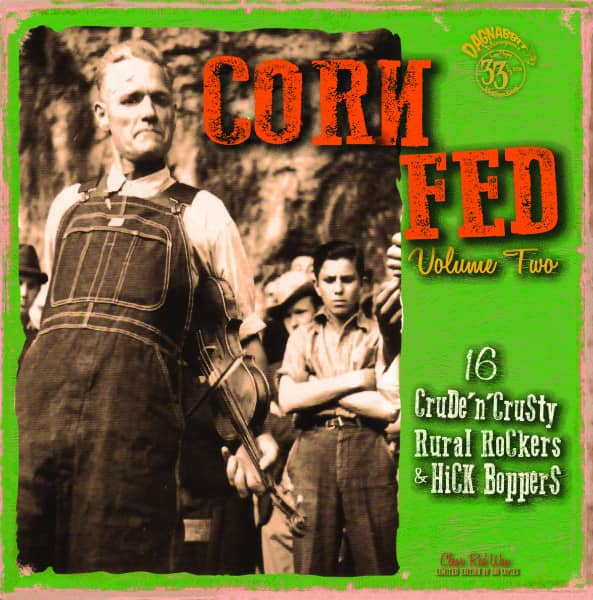 Corn Fed Vol.2 (Red Vinyl LP - Limited Edition 500 copies)