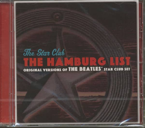 The Hamburg List - Beatles Original Versions (CD)