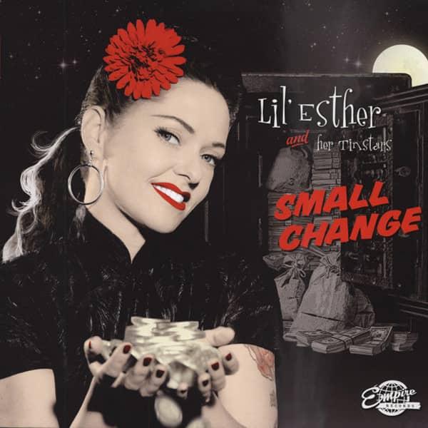 Small Change 10'LP Black Vinyl