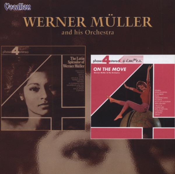 The Latin Splendor Of Werner Müller - On The Move (CD)
