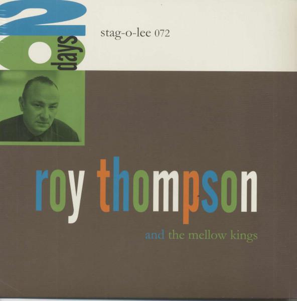 20 Days (LP, 180g Vinyl)