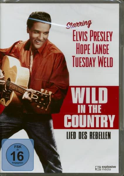 Wild In The Country - Lied des Rebellen (DVD)