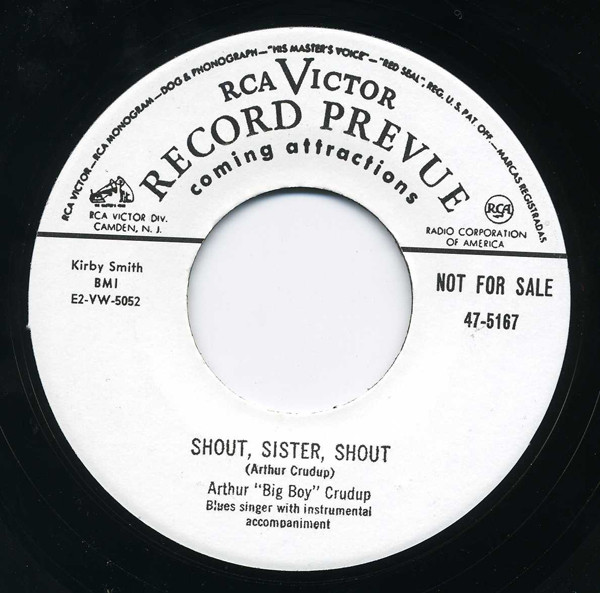 Shout Sister Shout - That's All Right