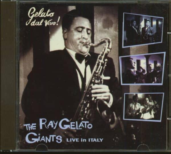 Live In Italy (CD)
