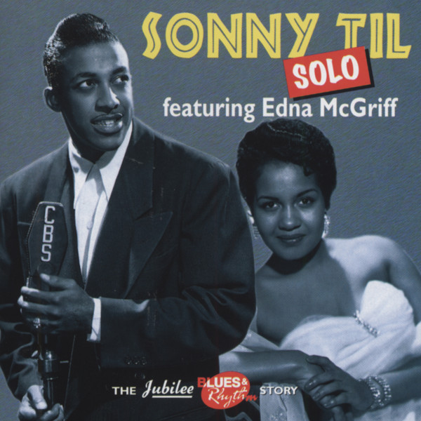 Solo - Featuring Edna McGriff