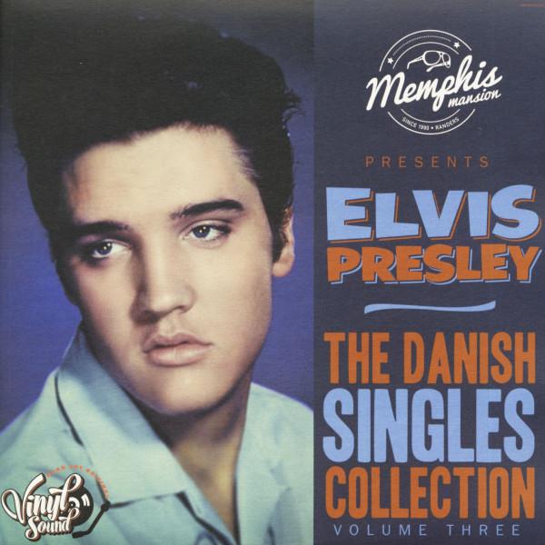 The Danish Single Collection Vol.3 (LP, Blue Vinyl, Ltd.)