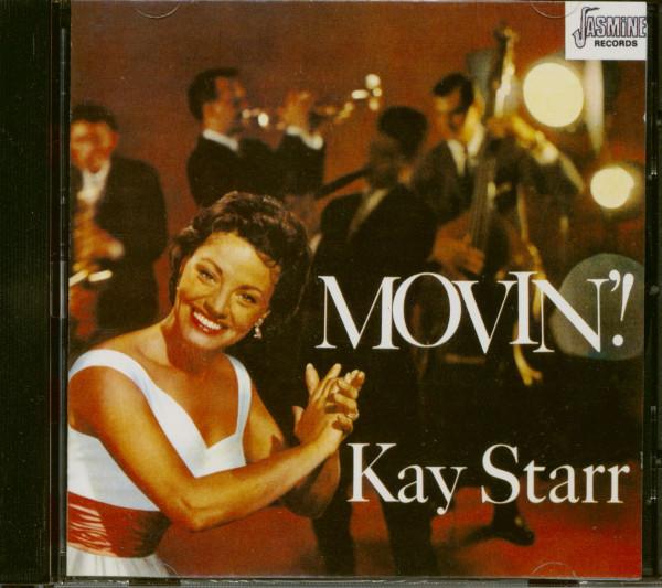 Movin' (CD)