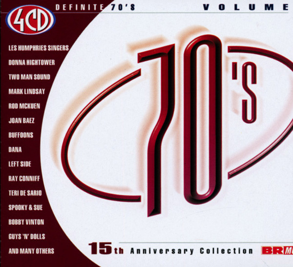 Vol.3, 70's Collection 4-CD