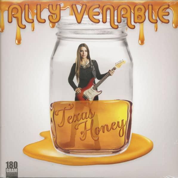 Texas Honey (LP, 180g Vinyl)