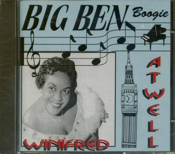 Big Ben Boogie (CD)