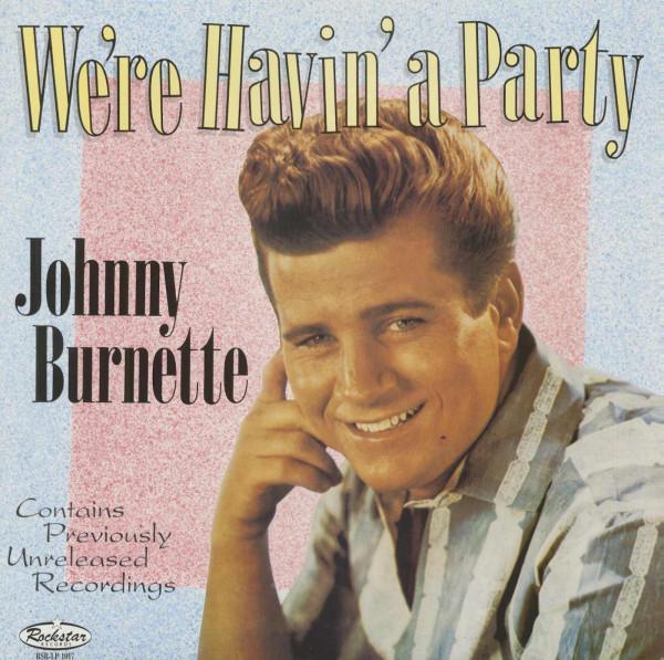 We're Havin' A Party (LP)