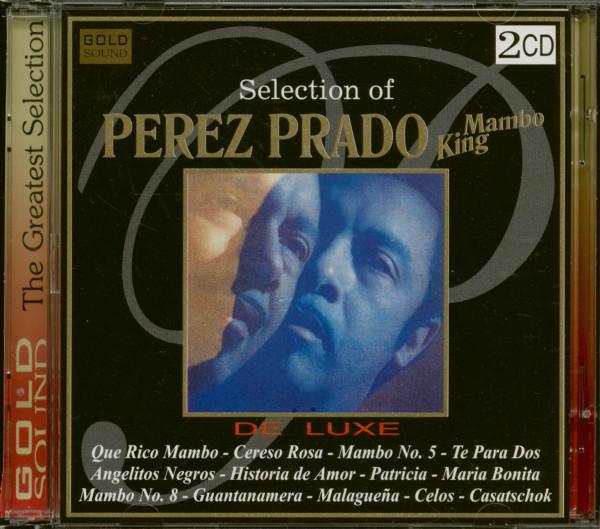 Selection Of Perez Prado - Mambo King (2-CD)