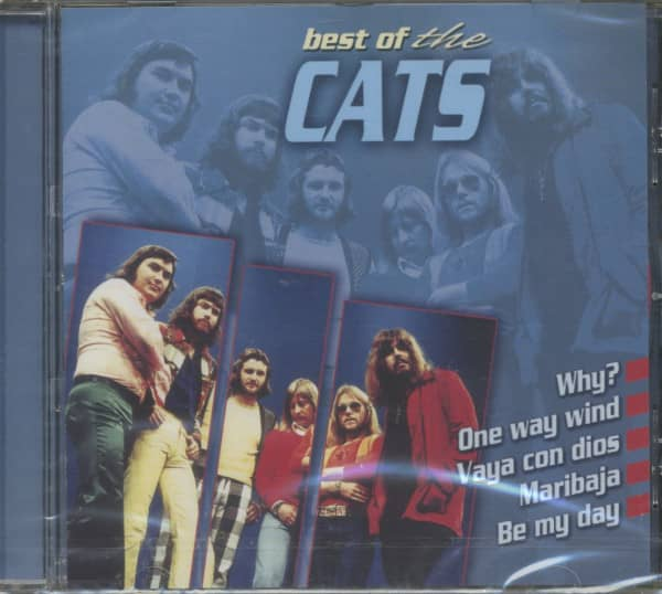 Best Of The Cats (CD)