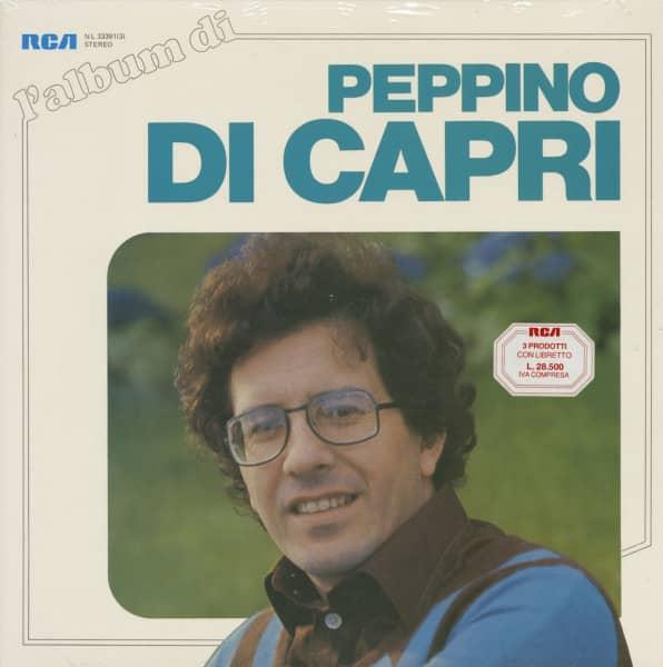 L'album Di Peppino Di Capri (3-LP)