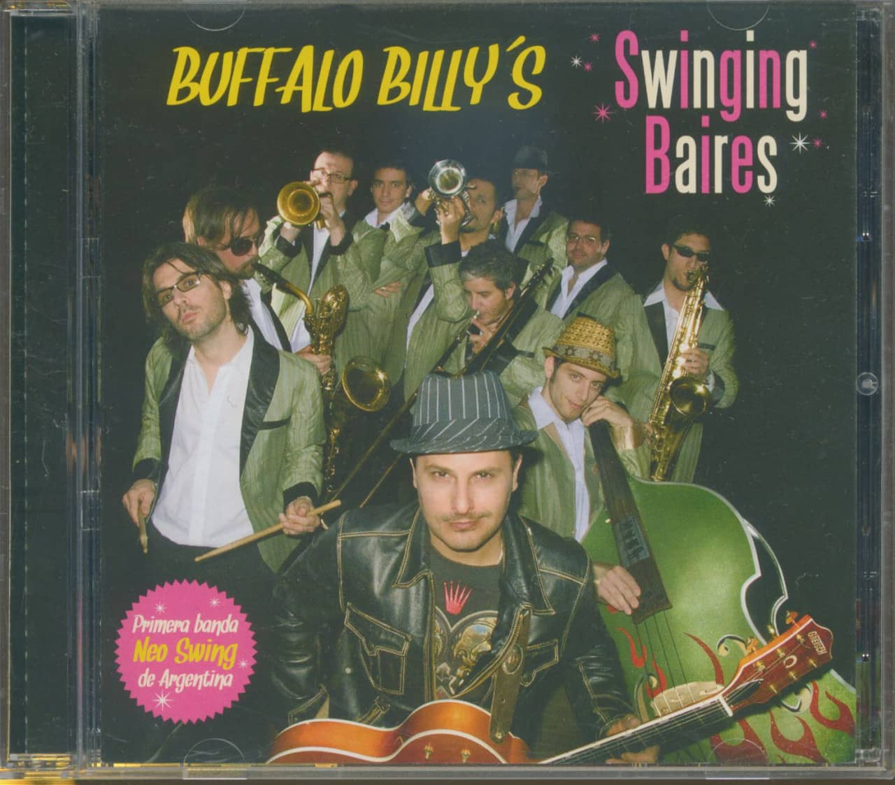 The Buffalo Billy´s - Swinging Baires (CD)