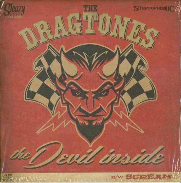 The Devil Inside (7inch, 45rpm, PS)