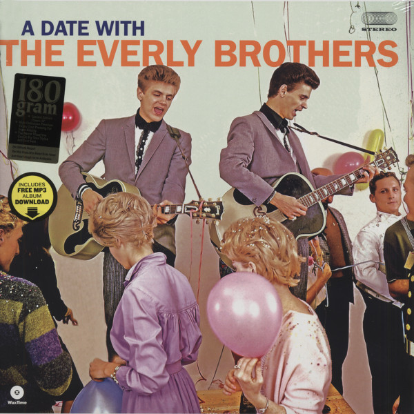 A Date With (1960)...plus 180g (incl. album download)