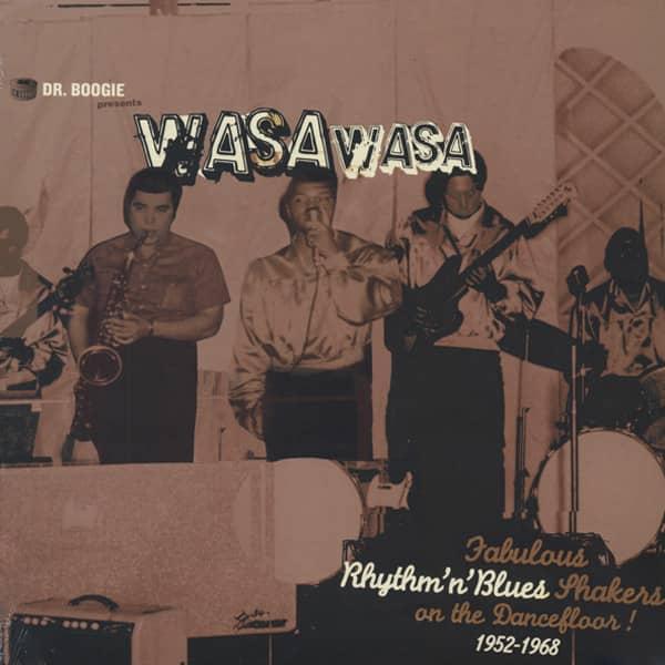 Dr. Boogie Presents Wasa Wasa