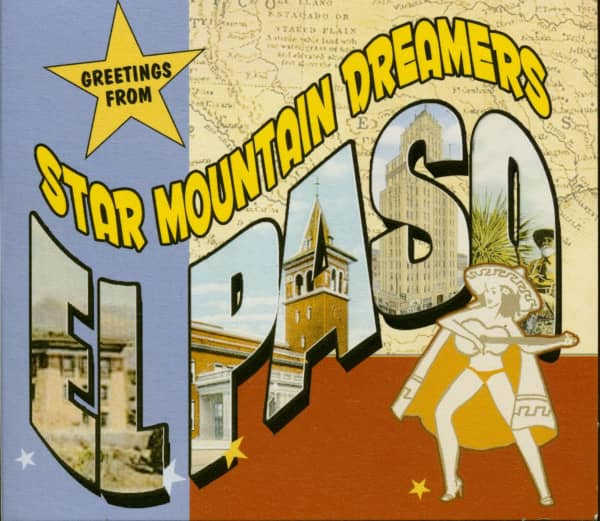 Greetings From El Paso (CD)
