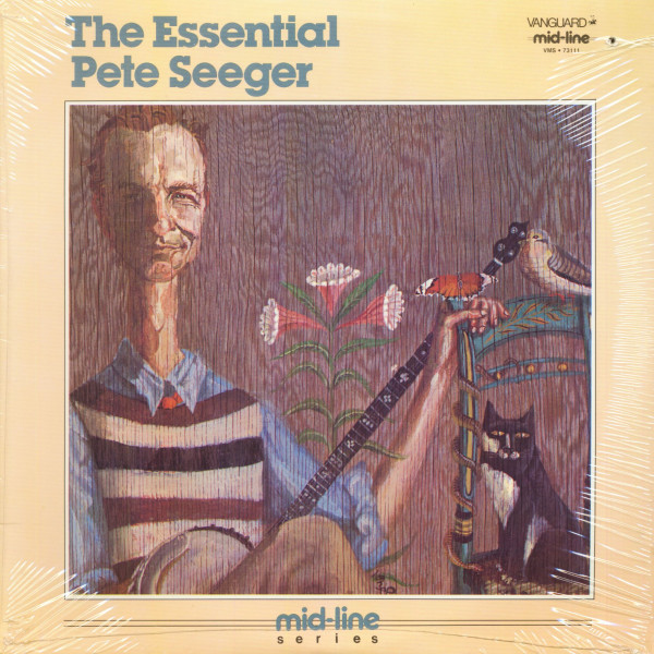 The Essential (LP, Cut-Out)