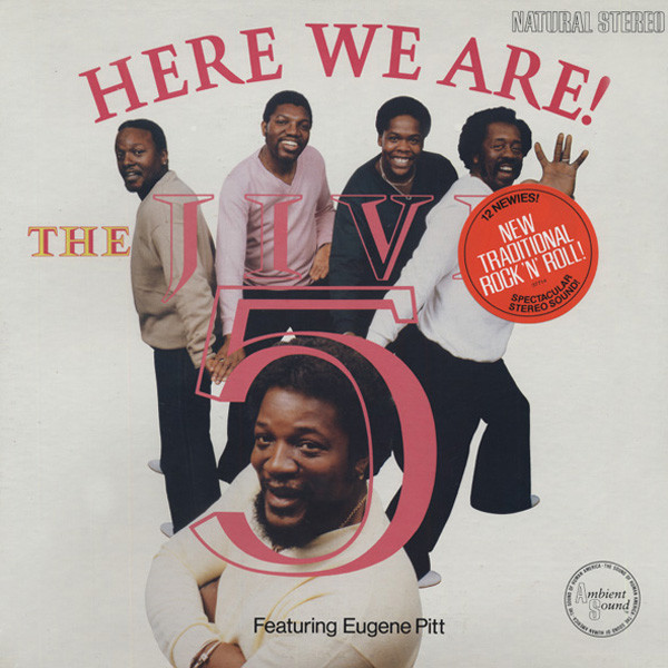 Here We Are - Cut Out