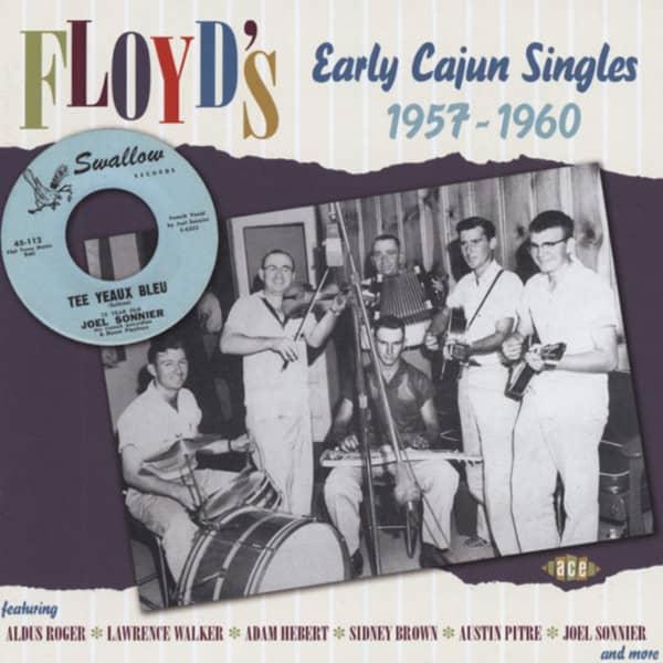 Floyd's Early Cajun Singles