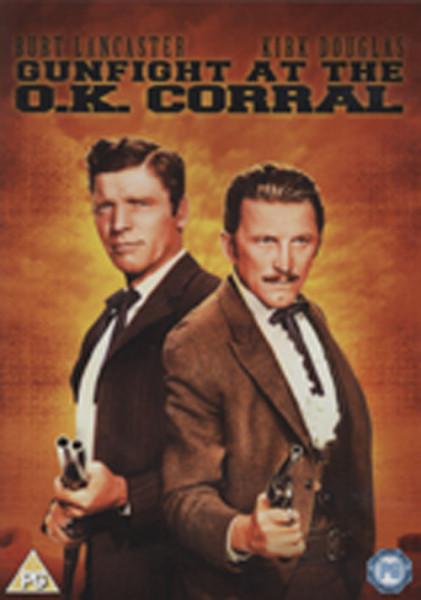 Gunfight At O.K. Corral (1956) Zwei rechnen..