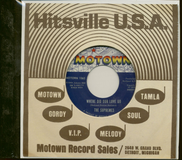 Complete Motown Singles Vol.4 1964 (6-CD with bonus 45RPM)