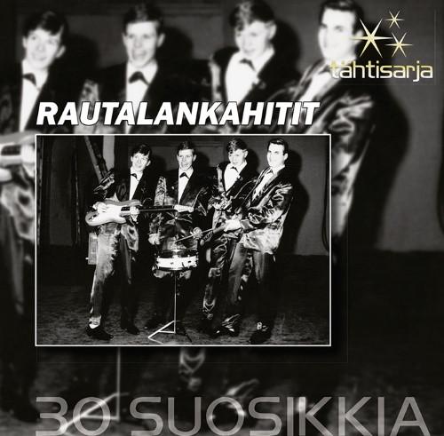 Rautalankahitit - 30 Suosikkia (2-CD)