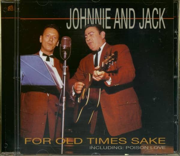 For Old Times Sake - Incl. Poison Love (CD)