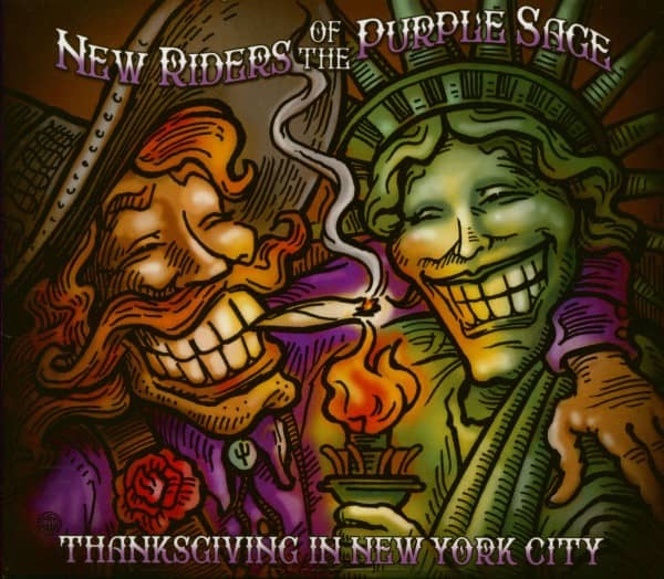 Thanksgiving In New York City (2-CD)