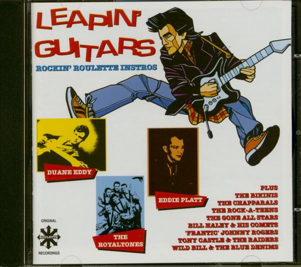 Leapin' Guitars - Rockin' Roulette Instros (CD)