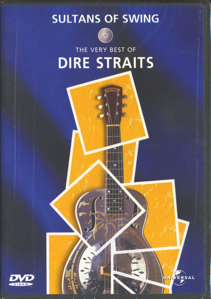 The Very Best Of Dire Straits (DVD)