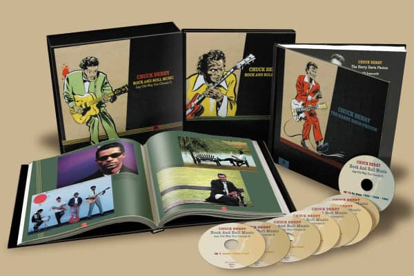 Rock And Roll Music - Any Old Way You Choose It - The Complete Studio Recordings ... Plus! (16-CD &