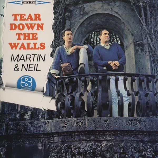 Tear Down The Walls - 180g Vinyl