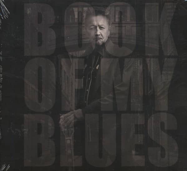 Book Of My Blues (CD)