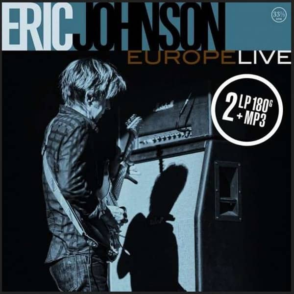 Europe Live (2-LP)