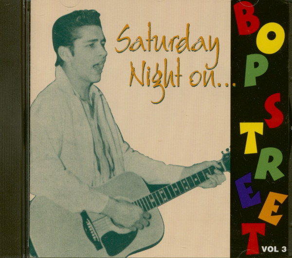 Saturday Night On Bop Street Vol.3 (CD)