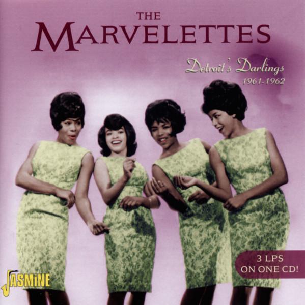 Detroit's Darlings 1961-62