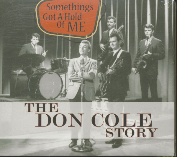 Something's Got A Hold On Me - The Don Cole Story (CD)